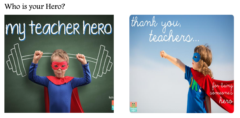 hero teachers