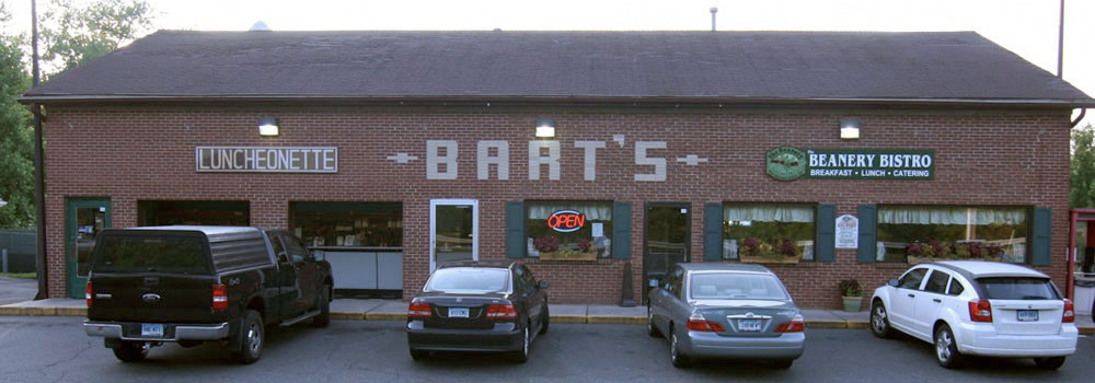 bart's drive in restaurant windsor ct